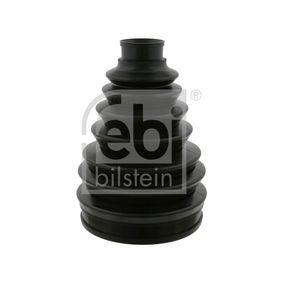 Faltenbalg, Antriebswelle Innendurchmesser 2: 29mm, Innendurchmesser 2: 98mm mit OEM-Nummer 7M0 498 203