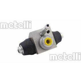 Radbremszylinder Bohrung-Ø: 14,29mm mit OEM-Nummer 1H0 611 053 B