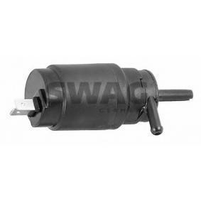 SWAG Waschwasserpumpe, Scheibenreinigung 40 90 5515 für AUDI 90 (89, 89Q, 8A, B3) 2.2 E quattro ab Baujahr 04.1987, 136 PS
