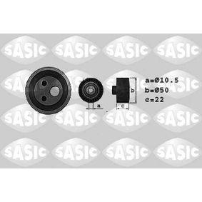 SASIC  4000802 Spannrolle, Zahnriemen Ø: 50mm