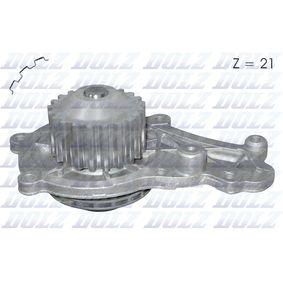Wasserpumpe C122 AYGO (WNB1_, KGB1_) 1.4 HDi Bj 2010