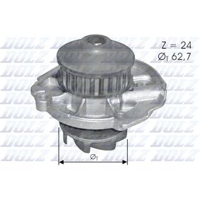 Water Pump S261 PANDA (169) 1.2 MY 2012