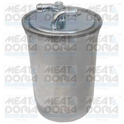 MEAT & DORIA  4111 Polttoainesuodatin Korkeus: 177mm