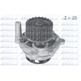 Wasserpumpe mit OEM-Nummer 06B 121 011 E