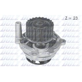 Wasserpumpe mit OEM-Nummer 06B 121 011L
