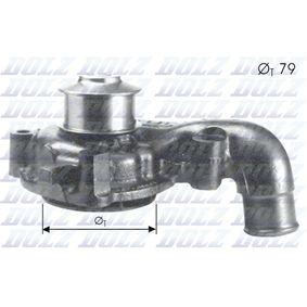 Wasserpumpe mit OEM-Nummer 5 024 297