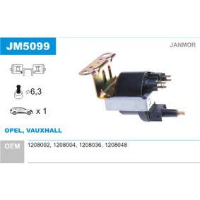 Zündspule mit OEM-Nummer 1208 004