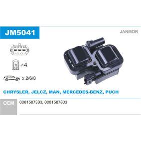 JANMOR  JM5041 Zündspule