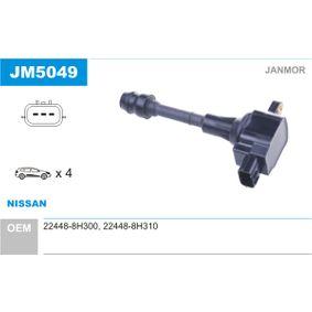 JANMOR  JM5049 Zündspule