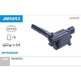 Zündspule mit OEM-Nummer MD-362903