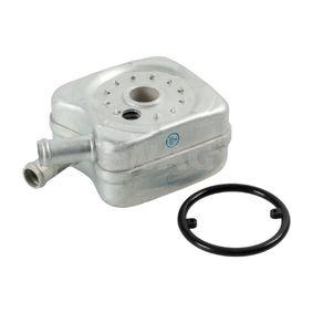 SWAG Ölkühler, Motoröl 30 91 4560 für AUDI 80 (8C, B4) 2.8 quattro ab Baujahr 09.1991, 174 PS