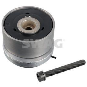 Tensioner Pulley, timing belt Ø: 66,0mm with OEM Number 55574864