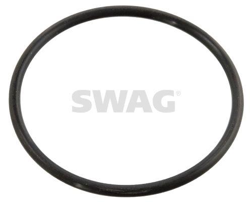 SWAG  10 91 0258 Gasket, thermostat EPDM (ethylene propylene diene Monomer (M-class) rubber)