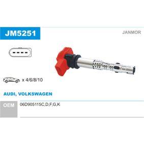 JANMOR  JM5251 Zündspule