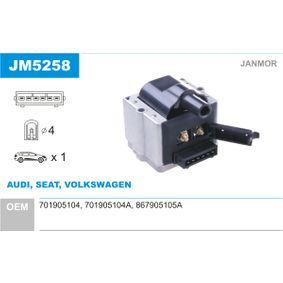 Zündspule Art. Nr. JM5258 120,00€