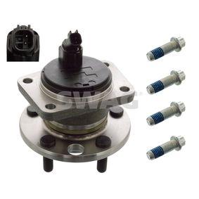 Wheel Bearing Kit Ø: 136,0mm, Inner Diameter: 31,0mm with OEM Number 1S71 2C299 AJ