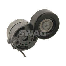 SWAG Riemenspanner, Keilrippenriemen 30 93 0222 für AUDI A4 Cabriolet (8H7, B6, 8HE, B7) 3.2 FSI ab Baujahr 01.2006, 255 PS