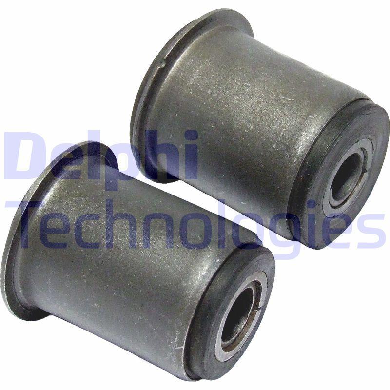 DELPHI  TD594W Lagerung, Lenker Ø: 42mm, Außendurchmesser 2: 48mm, Innendurchmesser 2: 15mm