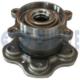 RUVILLE  985806 Lagerung, Lenker Innendurchmesser: 12,00mm