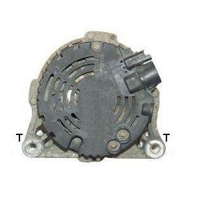 Generator Rippenanzahl: 6 mit OEM-Nummer 96 4961 1280