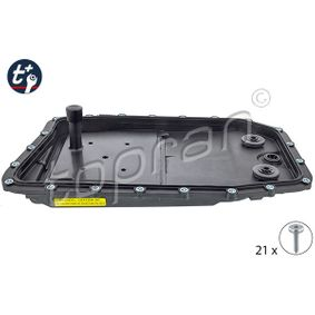 Oil Pan, automatic transmission with OEM Number 24152333903