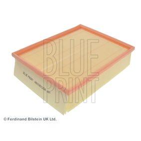 BLUE PRINT Luftfilter ADV182208 für AUDI A4 Cabriolet (8H7, B6, 8HE, B7) 3.2 FSI ab Baujahr 01.2006, 255 PS