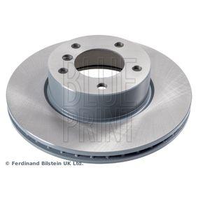 Bremsscheibe Bremsscheibendicke: 24mm, Ø: 300,0mm mit OEM-Nummer 34 116 772 669