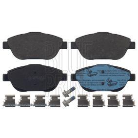 Bremsbelagsatz, Scheibenbremse Breite: 59,3mm, Dicke/Stärke 1: 17,4mm mit OEM-Nummer 4254.C6