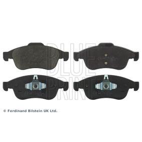 Bremsbelagsatz, Scheibenbremse Breite: 59,4, 64,7mm, Dicke/Stärke 1: 18mm mit OEM-Nummer 4106 071 15R