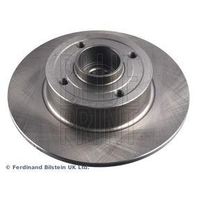 Bremsscheibe Bremsscheibendicke: 8mm, Ø: 240,0mm mit OEM-Nummer 8200 038 305