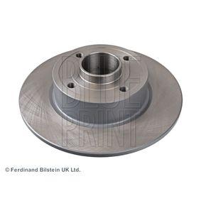 Bremsscheibe Bremsscheibendicke: 8mm, Ø: 240,0mm mit OEM-Nummer 8200038305