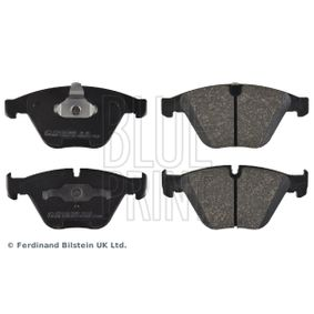 Bremsbelagsatz, Scheibenbremse Breite: 68,4mm, Dicke/Stärke 1: 19,5mm mit OEM-Nummer 24161