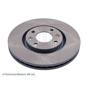 Bremsscheibe Bremsscheibendicke: 26mm, Ø: 283,0mm mit OEM-Nummer 4249 17