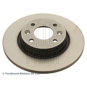 Bremsscheibe Bremsscheibendicke: 12mm, Ø: 260,0mm mit OEM-Nummer 6001 547 683