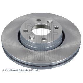 Brake Disc Brake Disc Thickness: 22mm, Ø: 258,0mm with OEM Number 4020 622 12R