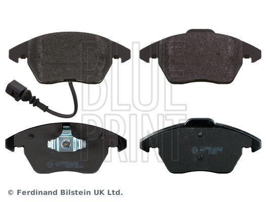BLUE PRINT  ADV184204 Bremsbelagsatz, Scheibenbremse Breite: 66,0, 71,4mm, Dicke/Stärke 1: 20,3mm