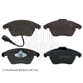 Kit de plaquettes de frein, frein à disque Largeur: 71,4mm, 66,0mm, Épaisseur 1: 20,3mm avec OEM numéro 8J0.698.151C