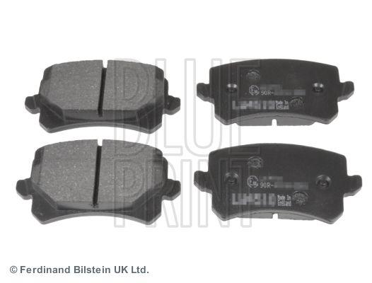 BLUE PRINT  ADV184217 Bremsbelagsatz, Scheibenbremse Breite: 56,4mm, Dicke/Stärke 1: 17mm