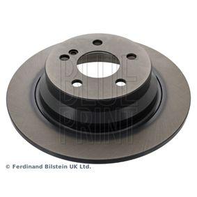 Bremsscheibe Bremsscheibendicke: 10mm, Ø: 300,0mm mit OEM-Nummer A 2114230712