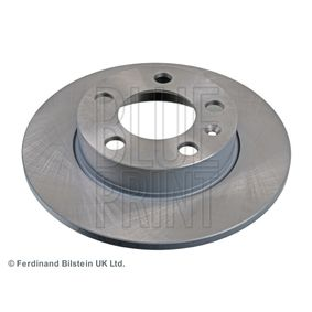 Polo 9n 2.0 Total Flex Bremsscheiben BLUE PRINT ADV184302 (2.0 Total Flex Benzin/Ethanol 2008 CFEA)
