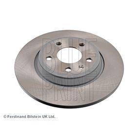 Bremsscheibe Bremsscheibendicke: 12mm, Ø: 300,0mm mit OEM-Nummer 8K0 615 601M