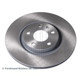Bremsscheibe Bremsscheibendicke: 25mm, Ø: 312,0mm mit OEM-Nummer 1K0 615301AA