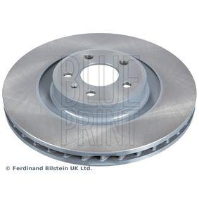 Brake Disc Brake Disc Thickness: 29,5mm, Ø: 345,0mm with OEM Number 8K0.615.301K