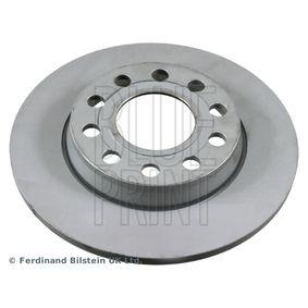 Bremsscheibe Bremsscheibendicke: 12mm, Ø: 255,0mm mit OEM-Nummer 8E0 615 601D