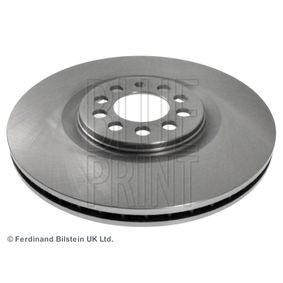 Bremsscheibe Bremsscheibendicke: 25mm, Ø: 312,0mm mit OEM-Nummer 8L0 615 301