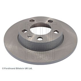 Bremsscheibe Bremsscheibendicke: 9mm, Ø: 230,0mm mit OEM-Nummer 1J0615601P