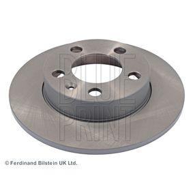 Brake Disc ADV184325 Fabia 2 (542) 1.2 TSI MY 2012
