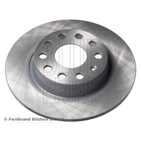 Bremsscheibe Bremsscheibendicke: 10mm, Ø: 272,0mm mit OEM-Nummer 6R0615601