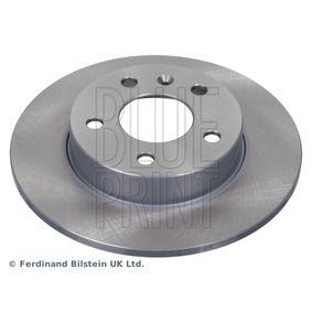 Bremsscheibe Bremsscheibendicke: 10mm, Ø: 264,0mm mit OEM-Nummer 009117772