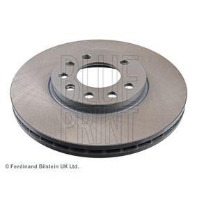 Bremsscheibe Bremsscheibendicke: 25mm, Ø: 280,0mm mit OEM-Nummer 9 117 678